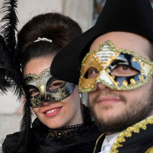 2019 m. Venecijos karnavalas  © Scanpix nuotr.