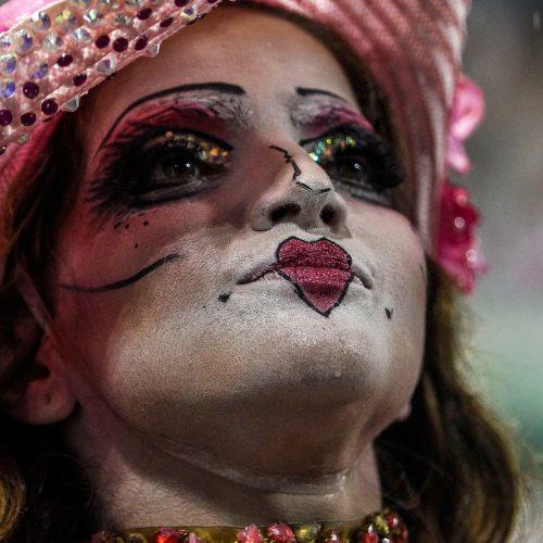 Prasidėjo Rio de Žaneiro karnavalas  © Scanpix nuotr.
