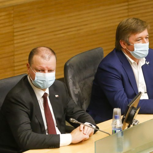 2020–2024 metų kadencijos Seimas pradėjo darbą  © P. Peleckio / Fotobanko, O. Posaškovos / Seimo kanceliarijos, R. Dačkaus / Prezidentūros, M. Morkevičiaus / ELTOS nuotr.