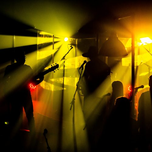 """""""Golden Parazyth"""" pristatė naują albumą  © G.Skaraitienės/Fotobankas nuotr."""