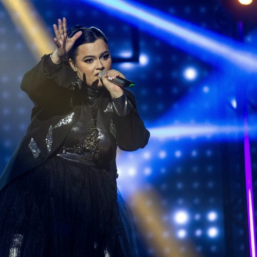 """Ketvirtoji nacionalinės """"Eurovizijos"""" atranka  © Pauliaus Peleckio/Fotobanko nuotr."""
