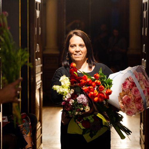 L. Larionovos ir E. Rainio kolekcijos pristatymas  © I. Gelūno/Fotobanko nuotr.