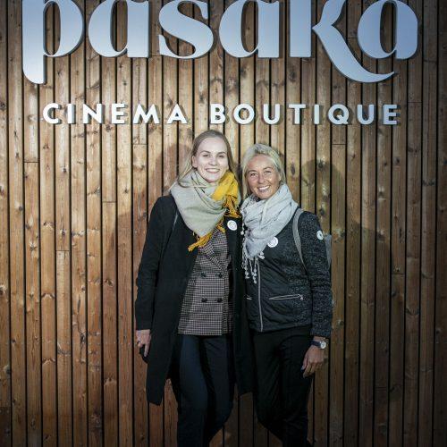 """Naujojo kino teatro """"Pasaka"""" Paupyje atidarymas  © P. Peleckio/Fotobanko nuotr."""