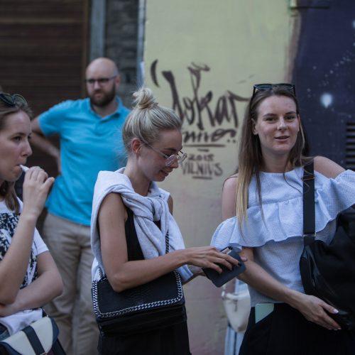 """Tarptautinis grupių konkursas """"Novus""""  © M. Vitėno nuotr."""