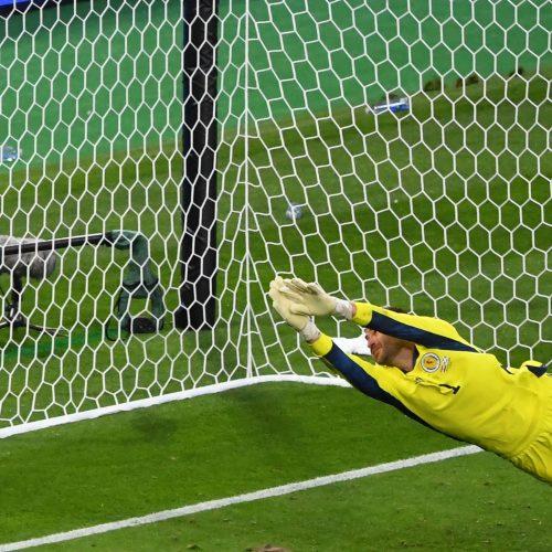 Europos futbolo čempionatas: Kroatija–Škotija 3:1  © Scanpix nuotr.