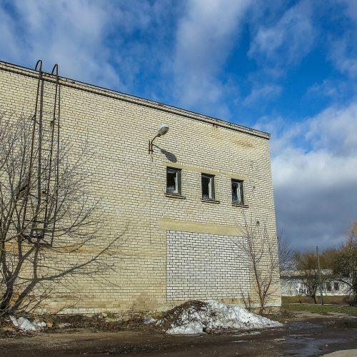 Buvęs policijos nuovados pastatas  © Evaldo Šemioto nuotr.