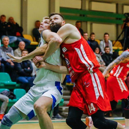 """KMT: """"Neptūnas-Akvaservis"""" - """"Juventus"""" 64:81  © Vytauto Petriko nuotr."""