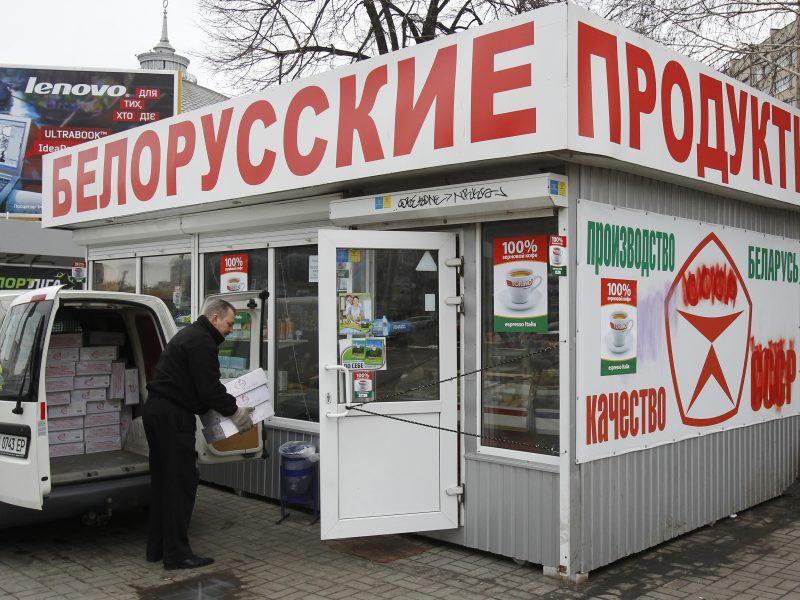 Baltarusija atvira perdirbėjams, bet ne Lietuvos ūkininkams
