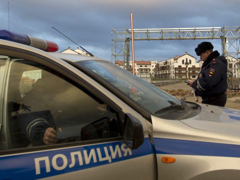 Maskvoje per vestuves sušaudė jaunikį ir jo brolį
