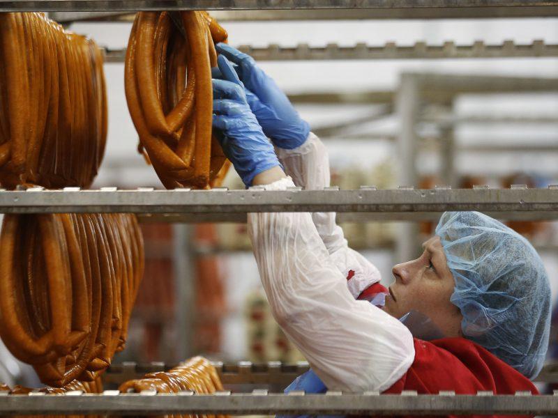 Lietuvos fabrikai Rusijoje kelia kainas