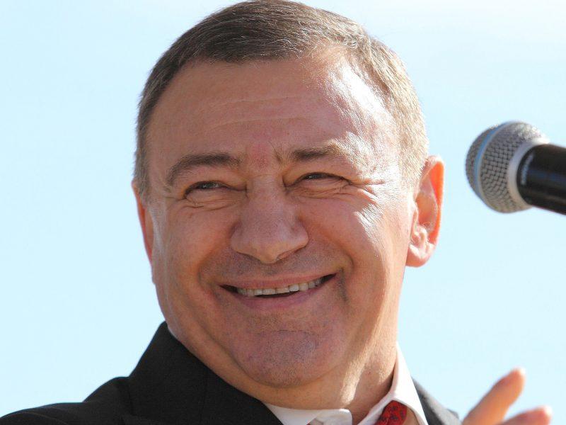 """URM dėl """"Agrokoncerno"""" ryšių su A. Rotenbergu kreipėsi į prokurorus"""