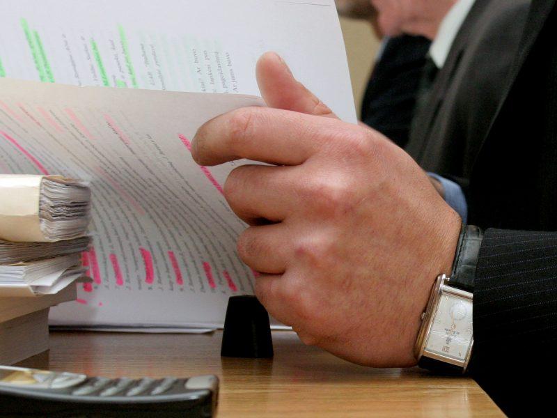 Prokuroras siūlo konfiskuoti J. Kozubovskio turto už 10 mln. eurų