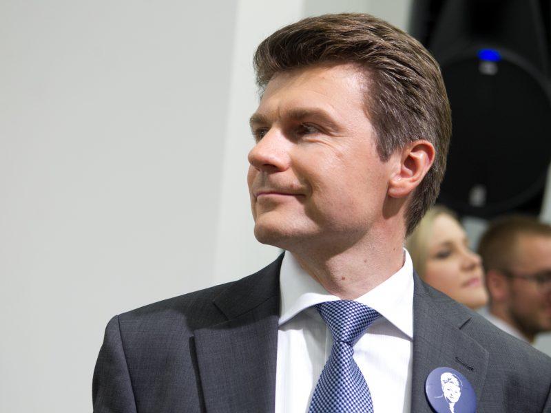 """R. Švedas: alternatyva """"Gazprom"""" šiandien svarbesnė už dujų kainą"""