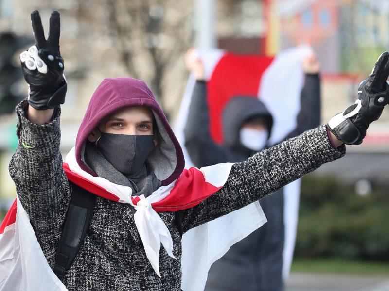 Sacharovo premija skirta Baltarusijos opozicijai