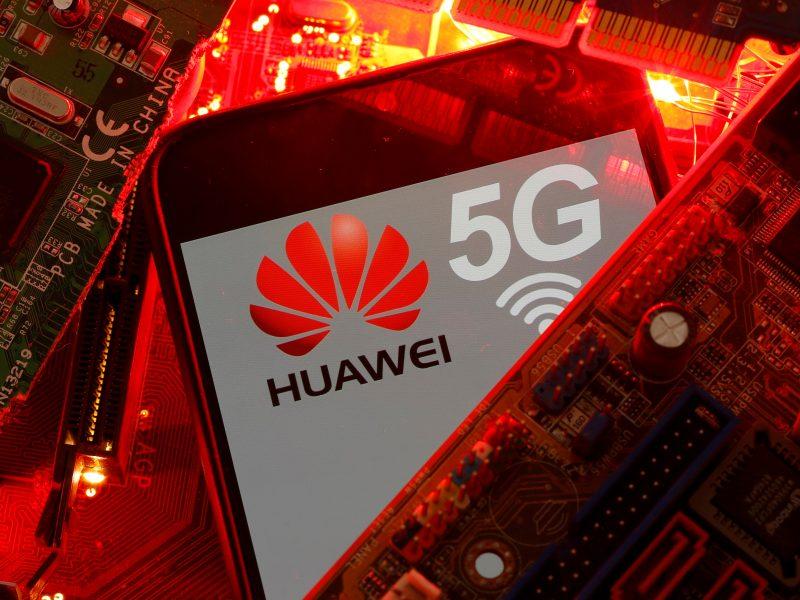 Švedija uždraudė dviem Kinijos bendrovėms diegti 5G ryšio tinklą šalyje