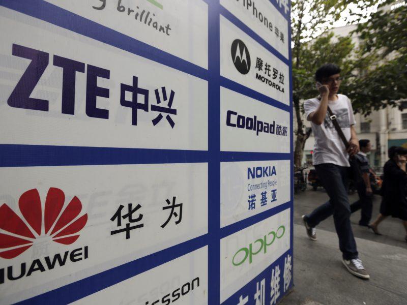 Kinija pareiškė protestą Švedijai dėl IT kompanijų veiklos ribojimo