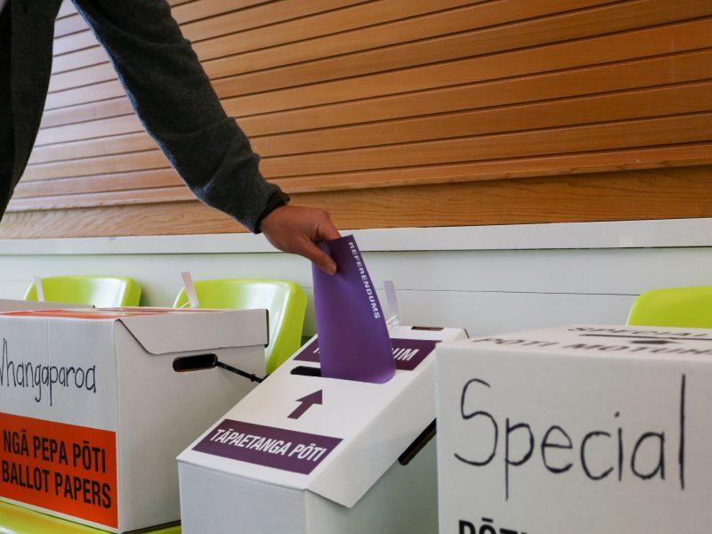 Naujoji Zelandija nubalsavo už eutanazijos įteisinimą
