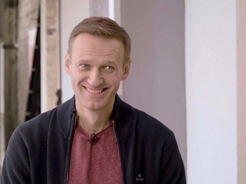 Rusijai gresia naujos sankcijos dėl A. Navalno apnuodijimo