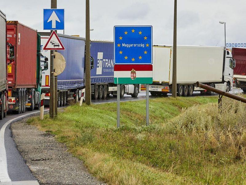 ETT: Vengrija pažeidė ES prieglobsčio įstatymus