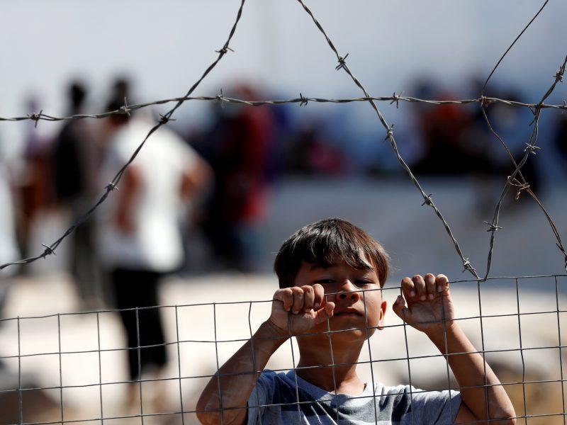 Prancūzija priims 500 nepilnamečių migrantų