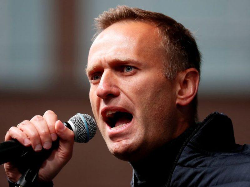 A. Navalnas ragina ES imtis piniginių sankcijų prieš rusų oligarchus