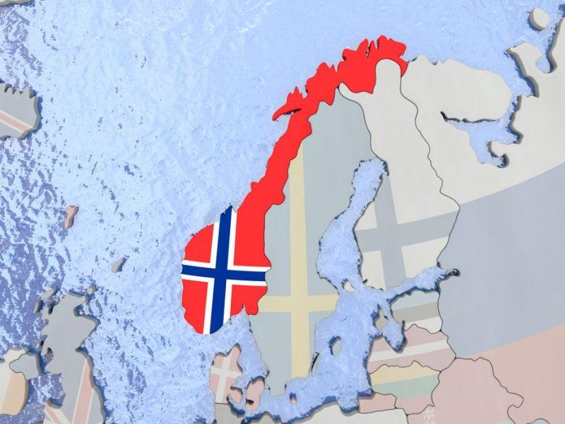 Atvykstantys į Norvegiją pasienyje privalės išsitirti dėl COVID-19
