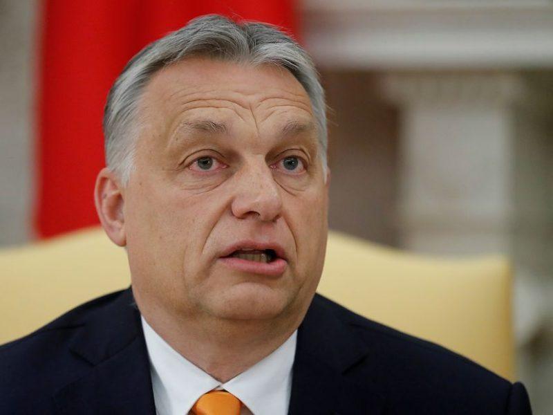 V. Orbanas išreiškė viltį susitarti dėl ES biudžeto