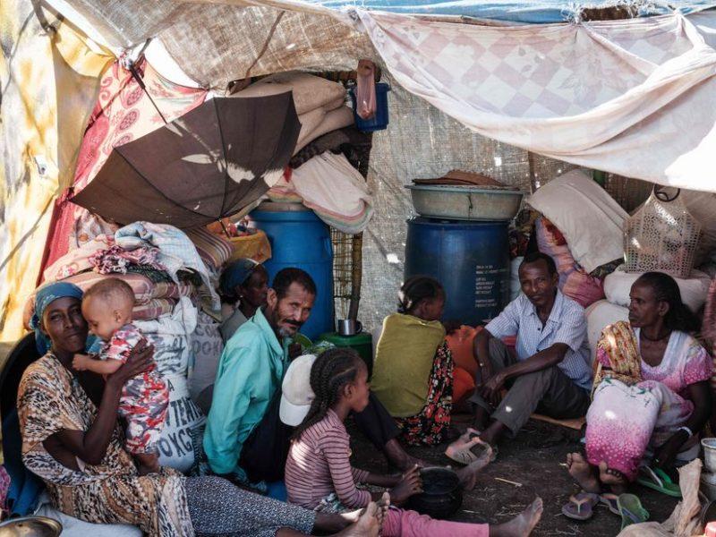 JT: 2020 metais pasaulyje pabėgėlių skaičius viršijo 80 mln.
