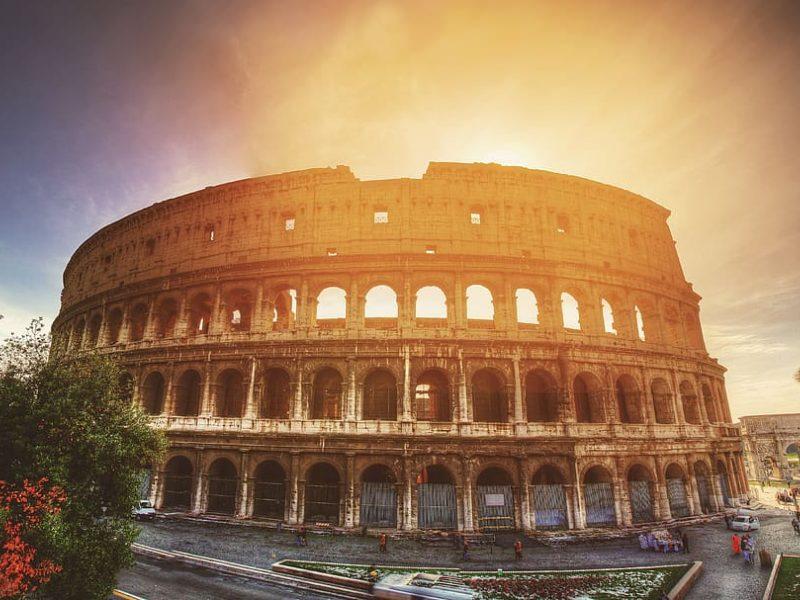 Italijoje turistų skaičius sumažėjo beveik 70 proc.