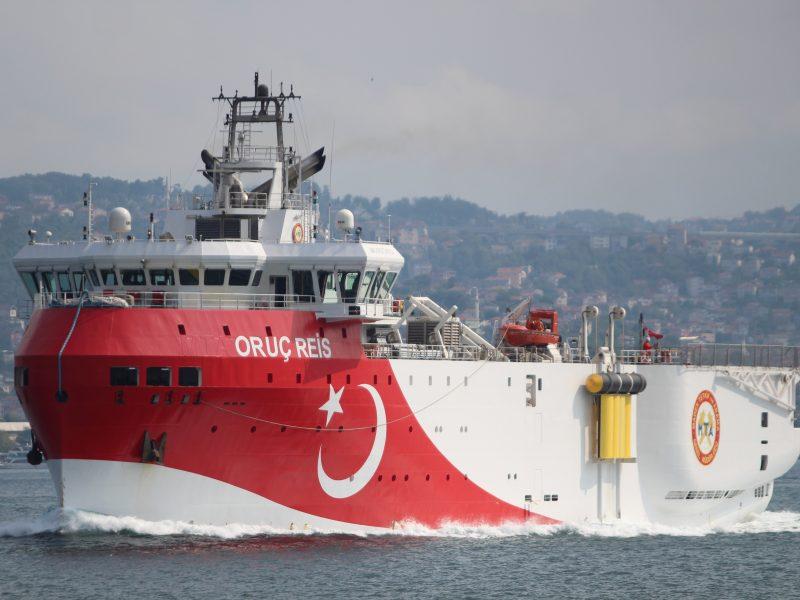 """ES smerkia Turkijos """"provokacijas"""" Viduržemio jūroje"""