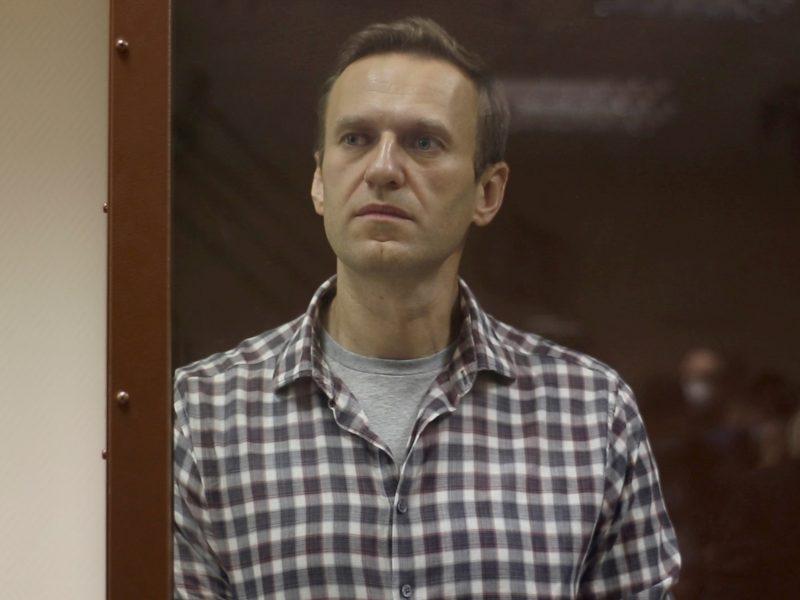 ES patvirtino sankcijas keturiems Rusijos pareigūnams dėl A. Navalno įkalinimo