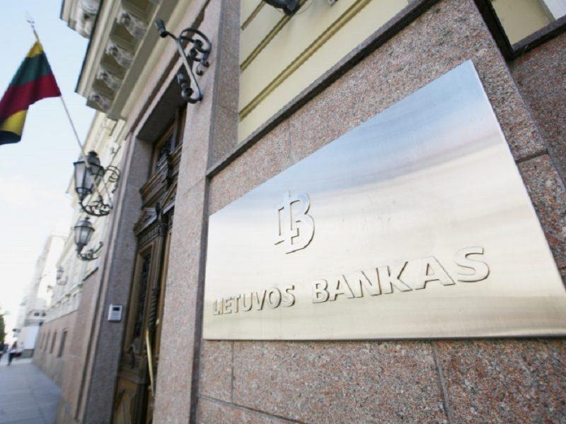 Lietuvos bankas: finansinis turtas bus valdomas klimato kaitos ir investavimo principais