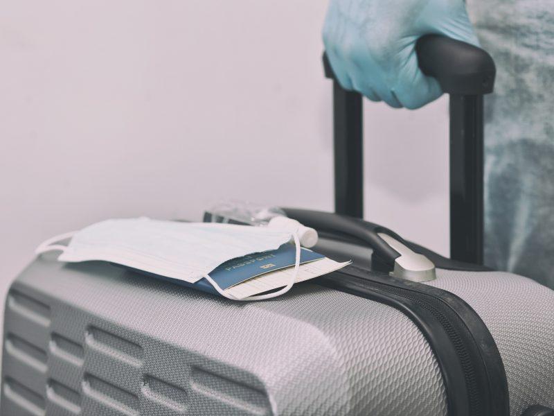 Kelionių organizatoriai taip pat bus atsakingi už turistų testus