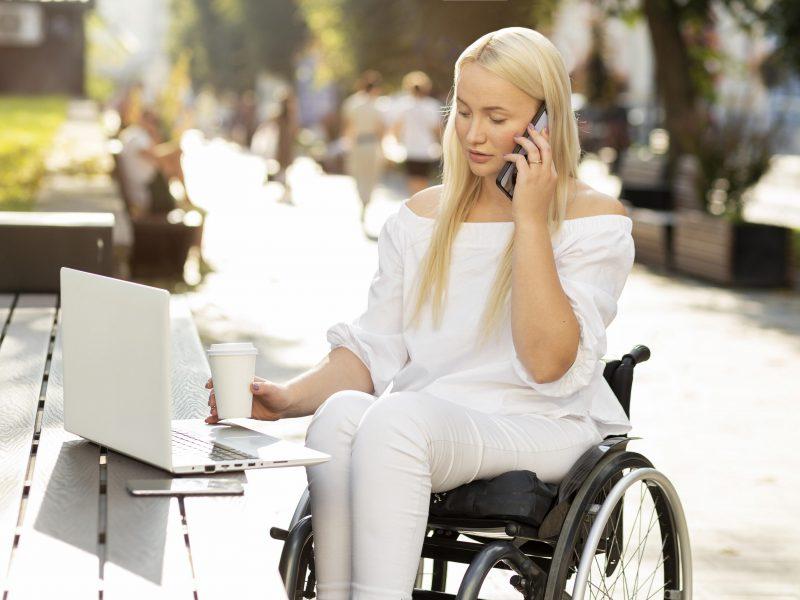 Parama neįgaliesiems: ką svarbu žinoti?