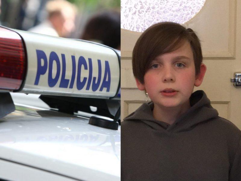 Klaipėdos rajone atsirado parą ieškotas berniukas <span style=color:red;>(atnaujinta)</span>