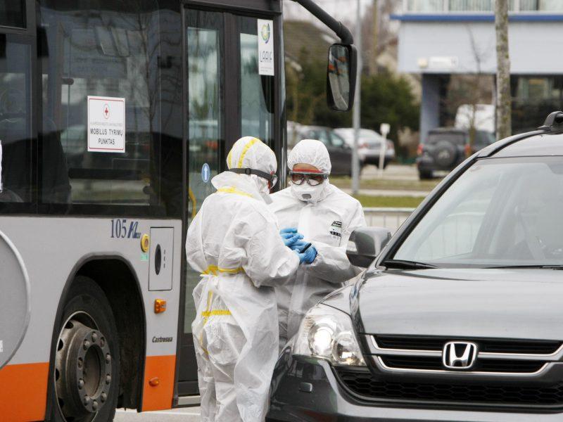 Klaipėdos rajono gyventojams – nemokami koronaviruso tyrimai