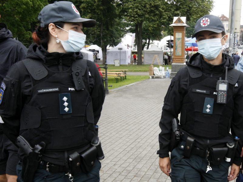 Klaipėdoje už kaukės nedėvėjimą nubaustas tik vienas žmogus: svarbiausia – saugumas