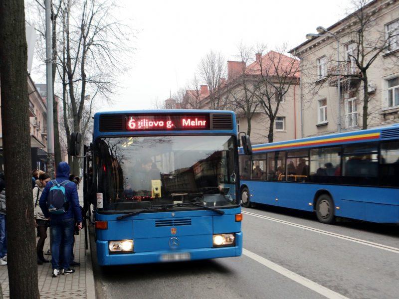 Nemokamas važiavimas švenčių dienomis Klaipėdos savivaldybei kainuos nepigiai