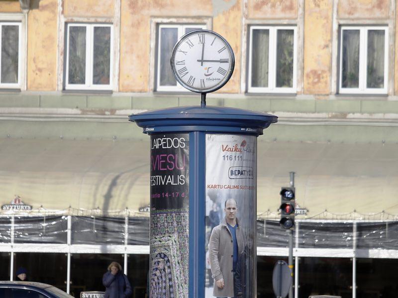 Savaitgalį Lietuvoje atšaukiamas vasaros laikas