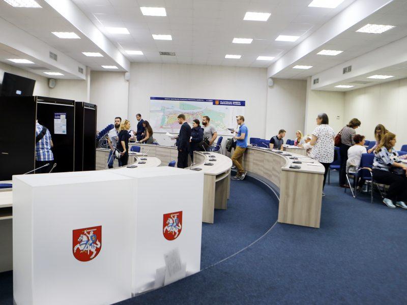 Seimo rinkimuose talkins savanoriai: Klaipėdoje padėti norinčių nedaug
