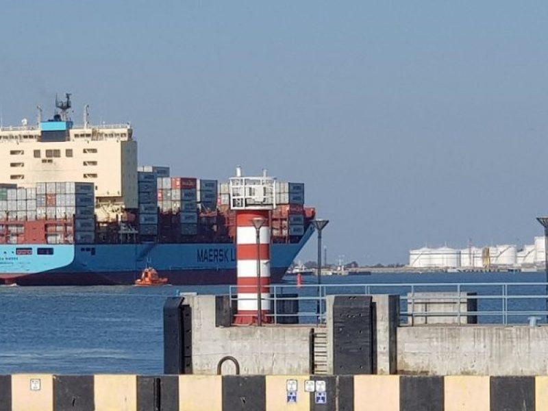 Klaipėdos uoste pokyčiai: numatoma laivų statybos ir remonto bei atsinaujinančios energetikos plėtra