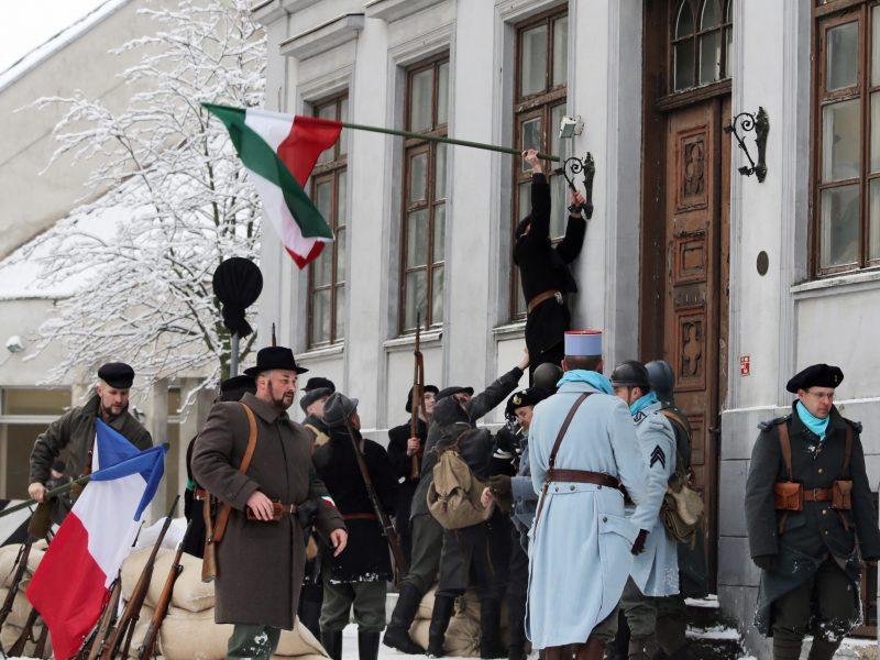Klaipėdos kraštas – vis dar spekuliacijų įkaitas?