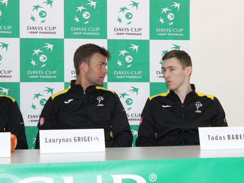 Daviso taurė: Švedija sutriuškino Lietuvos rinktinę
