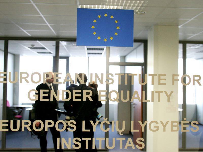 ES lyčių lygybės indekse Lietuva pakilo per vieną poziciją