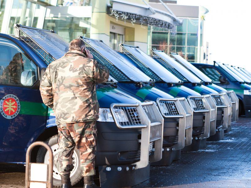 Teismas į tarnybą VST Vilniaus dalinyje grąžina atleistą dalinio vadovą
