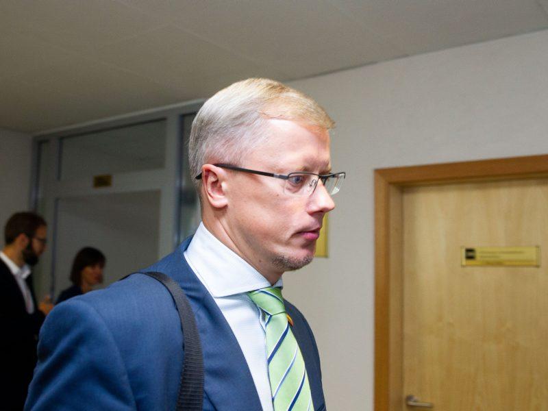 Seimo nariui A. Kupčinskui – naujos pareigos