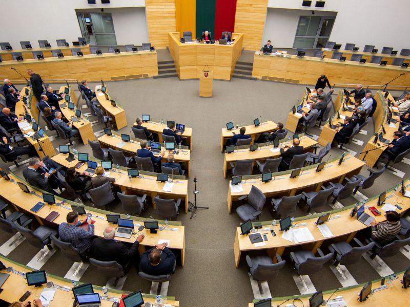 Seimo nariai siūlo nustatyti baudžiamąją atsakomybę už žmogaus persekiojimą