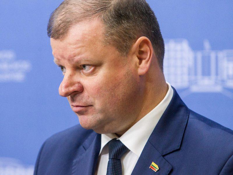 S. Skvernelis: kitos Seimo frakcijos yra valdomos diktatoriškais būdais