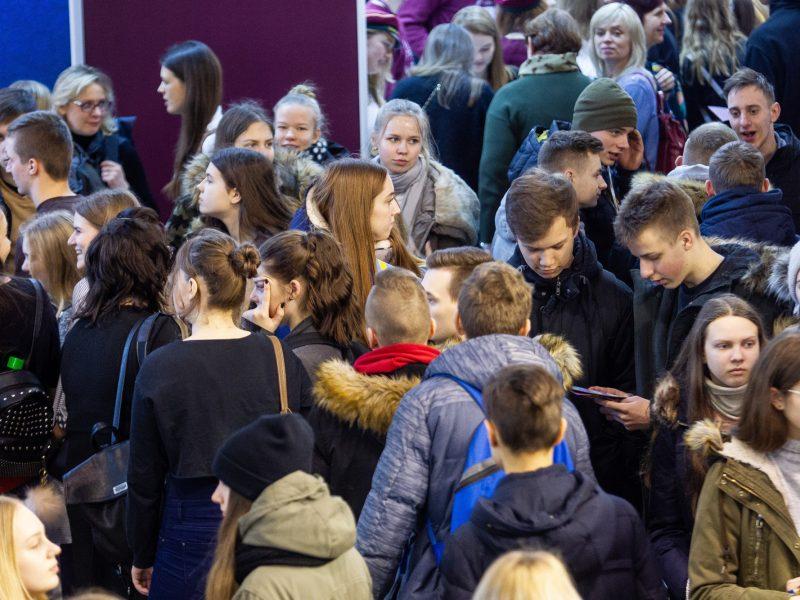 Vilniuje ir Kaune – tarptautinių studijų dienos
