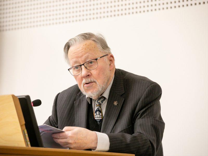 Seime – tarptautinis susitikimas dėl solidarumo demokratijos labui